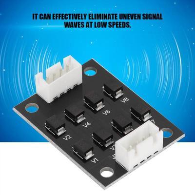 Silent Lines Wave Absorber Jutter Elimination Addon Module Motor Filtering