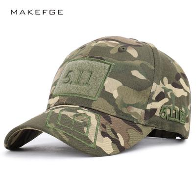 c42c30b71ad Fashion Army Camouflage Baseball Caps Tactical Caps Men Training Snapback  Hat Hunting Hats Casual