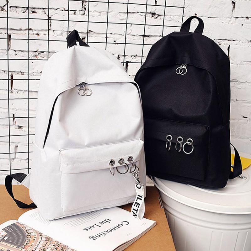 Унисекс краткие случайные большая емкость сплошной цвет молния путешествия холст личность рюкзак купить недорого — выгодные цены, бесплатная доставка, реальные отзывы с фото — Joom