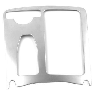 Stainless Front Door Upper Side Speaker Audio Ring Cover Trim For Civic 16 17LHD