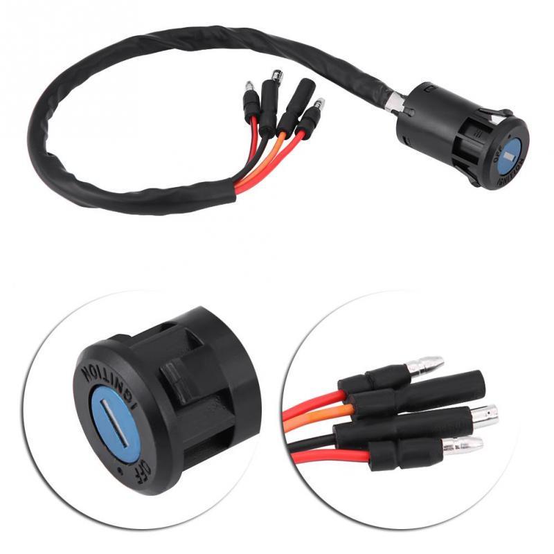 Ignition Key Switch HONDA 300 TRX300 FOURTRAX 1990 1991 1992 1993-2000 ATV NEW