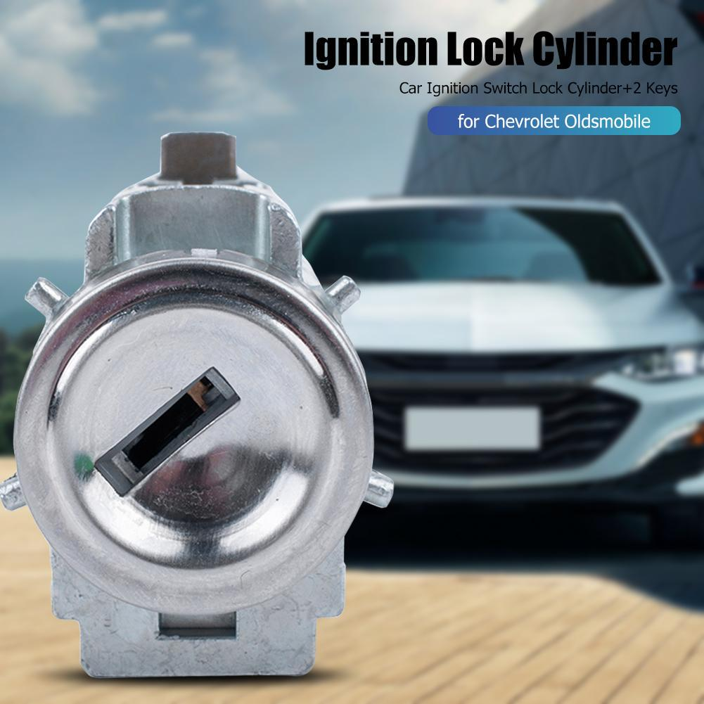 Ignition Lock Cylinder w// keys for 2004-2005 Chevy Classic Anti-Theft 12458191