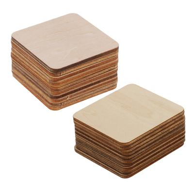 Mixed Bundle 20 MDF Blank Plaques for Craft