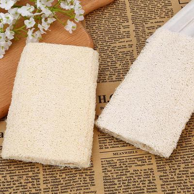 1pcs Natural Loofah Sponge Bath Rub Exfoliate Bath Towel Clean