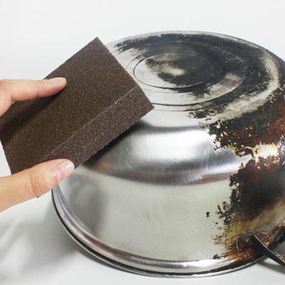 Large Area Carborundum Fine Flexible Descaling Clean Magic Brush