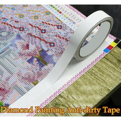 Double Sided Self Adhesive Tape Diamond Painting 5D Embroidery Tools Accessories