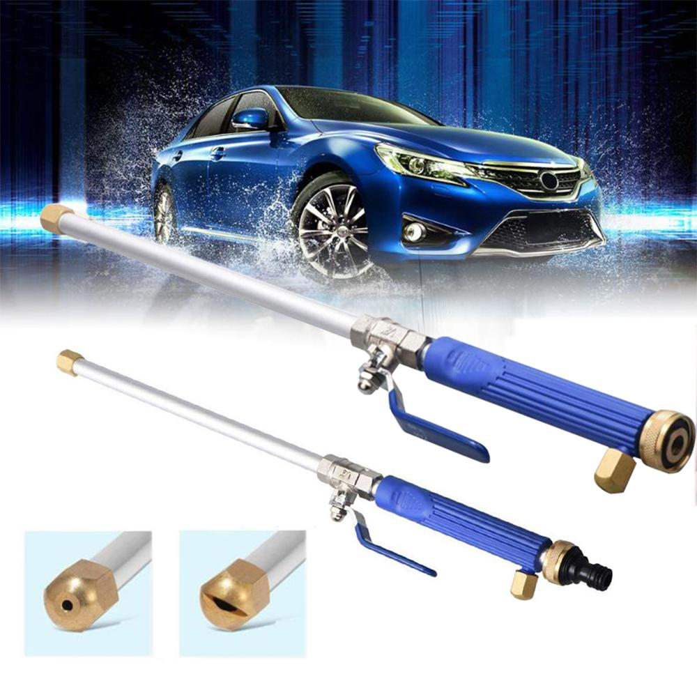 High Pressure Washer Hose Nozzle Power Wand Water Spray Gun Sprinkler Car Foam