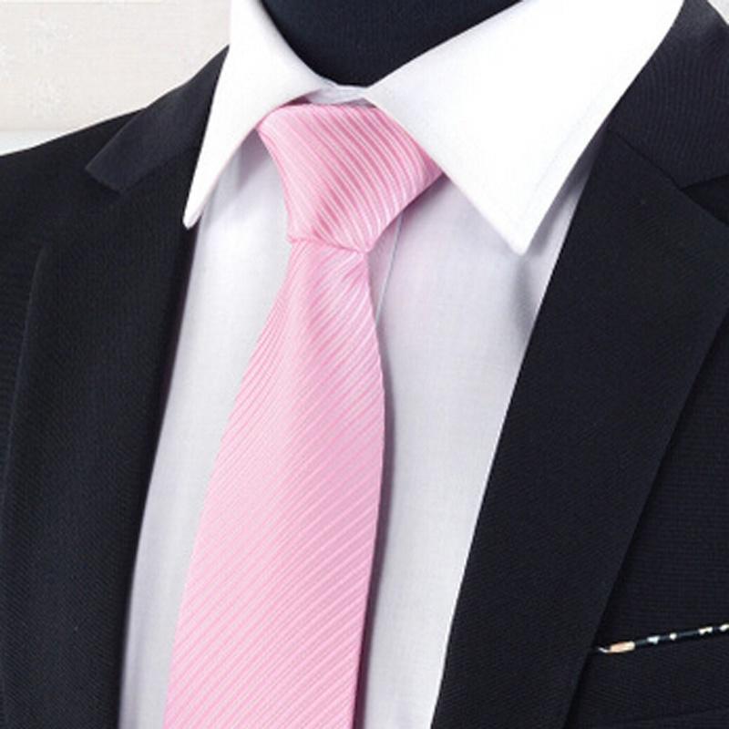 Traje Formal comercial perezoso corbata rayas hombre nueva ...
