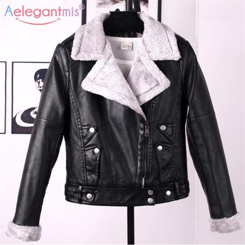 New Womens Faux Leather Hooded Biker Jacket Winter Slim Fit Jackets Coat Outwear