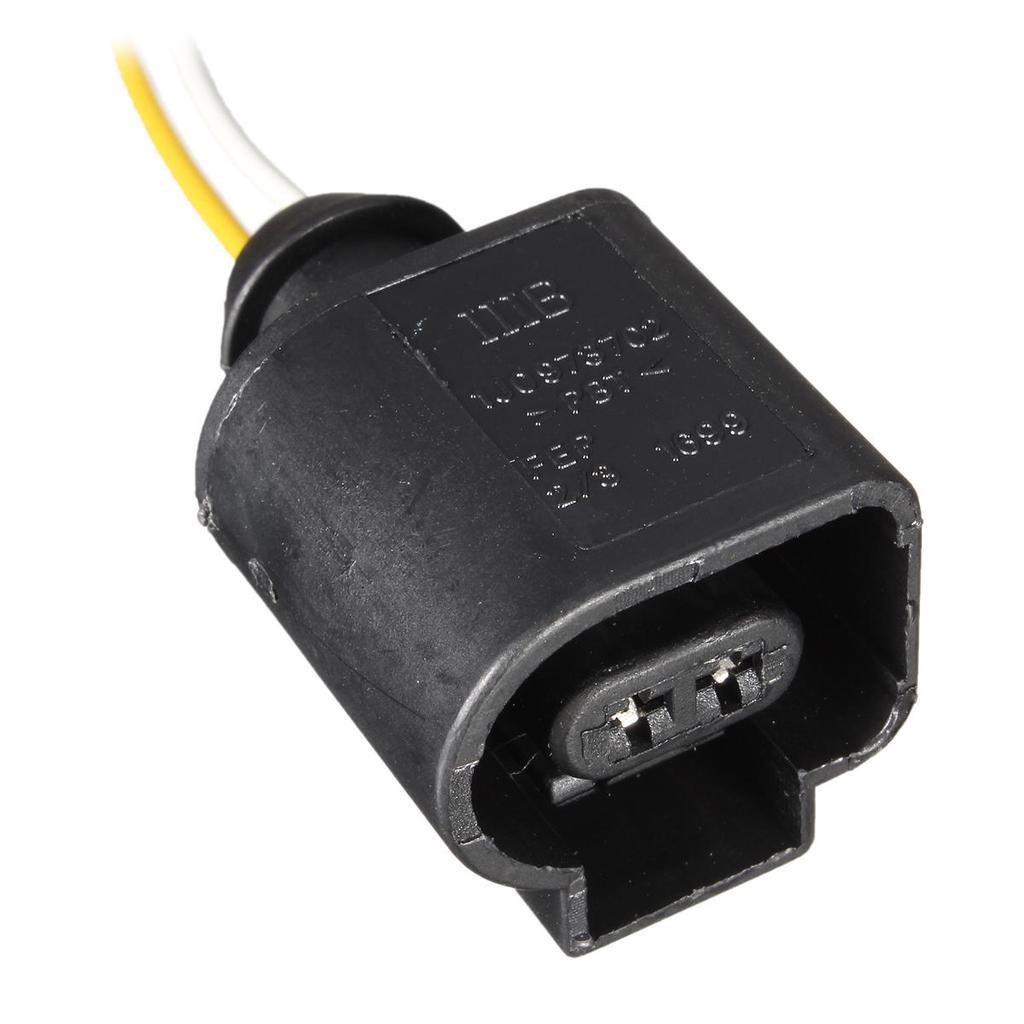 Elektrischer Kabelbaum 2 Pin Stecker Kabel für VW Audi #1 J0973702 ...