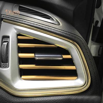 ABS Cromato Plastica Esterno Maniglia Coperchio della copertura Trim Accessori auto argento opaco per Discovery Sport Range Rover Sport 2014-2017