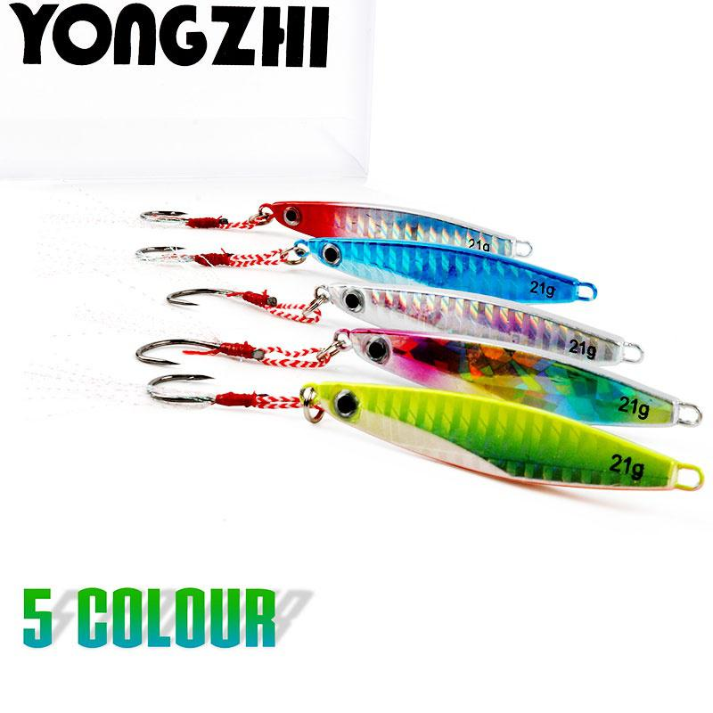 Details about  /Lead Fishing Jigs Lure Saltwater Freshwater Metal Iron Lead Fish Lure Hard Baits