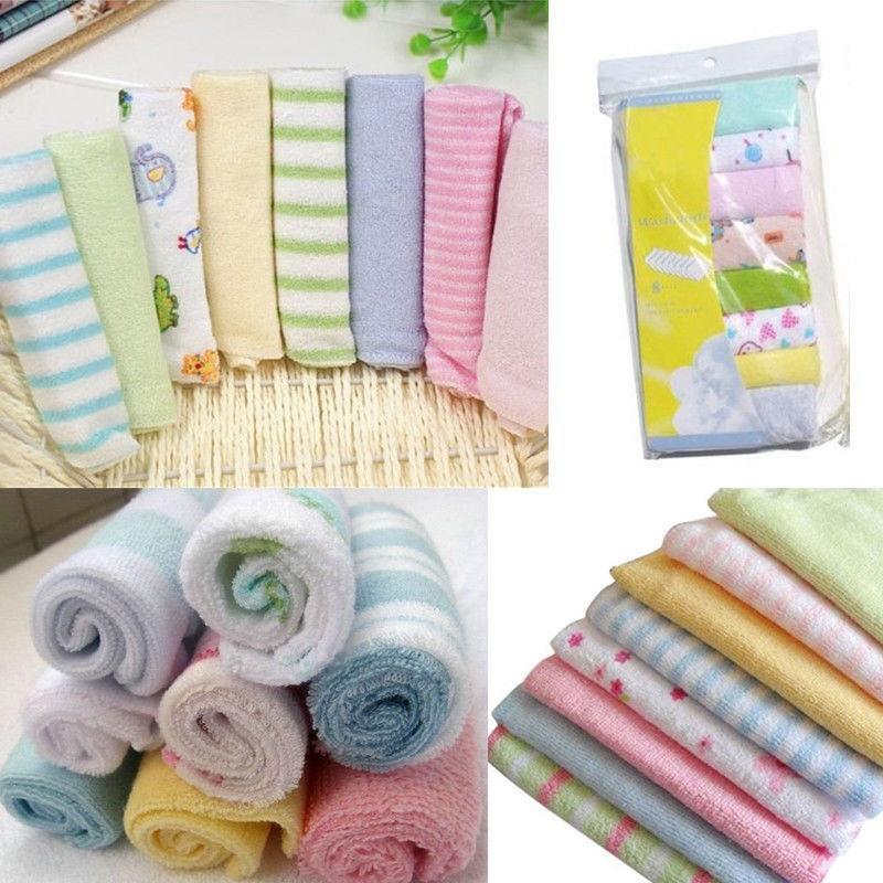 fox handkerchief cotton face wipe hand towel japanese kids hankie reusable baby nose wipe children hand wipe eco friendly gift