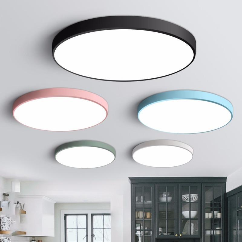 Led Ceiling Light Modern Lamp, Modern Lighting For Living Room