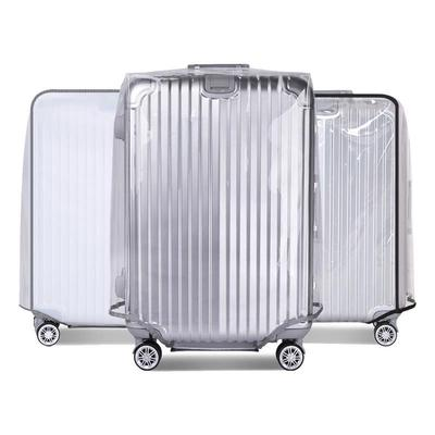Luggage Protector Suitcase Cover Dust Proof Travel Suitcase Fits 18 202224262830 32 M, XLXT33
