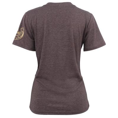4bd6df31 Ladies Summer Printed I RIDE A HORSE Letters Long Breathable Tops with  Short Sleeves