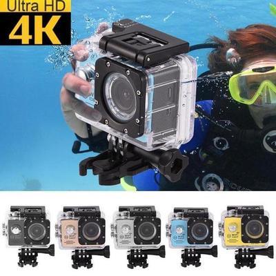 HD 1080P Outdoor Sports DV Camera Waterproof Recorder