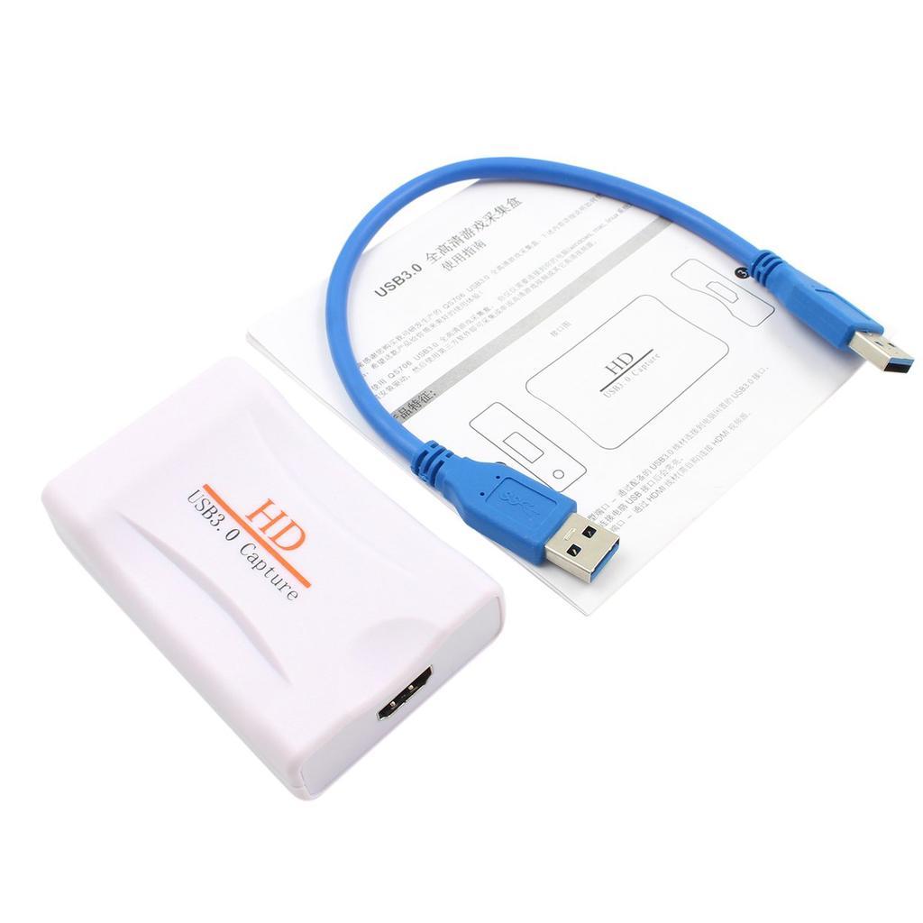 Captura de EEnergy HD USB 3.0 captura de vídeo HDMI Dongle 1080p60 ...