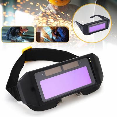 Auto Solar Darkening TIG Welding Helmet Lens Cover Goggles Automation Filter