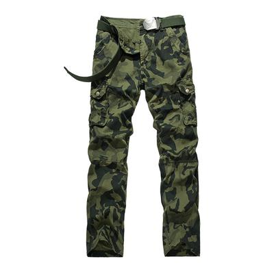 da multiuso in cotone uomo casual Pantaloni lavoro da 9EDH2I
