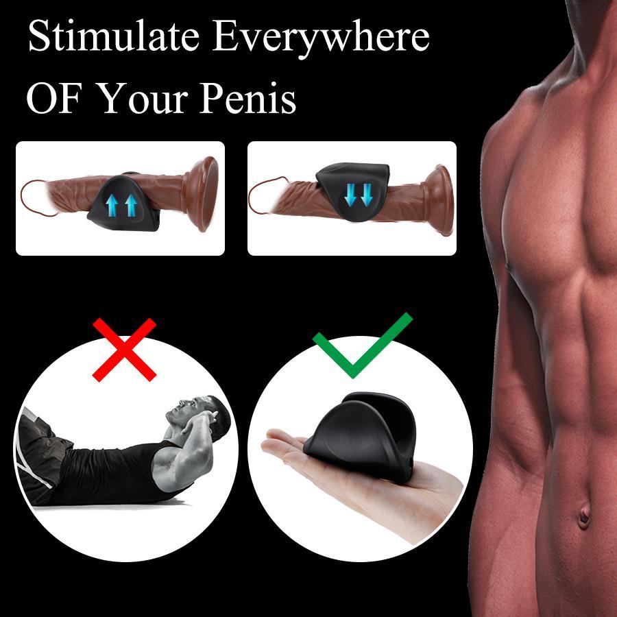 cum să crească sensibilitatea penisului și a erecției