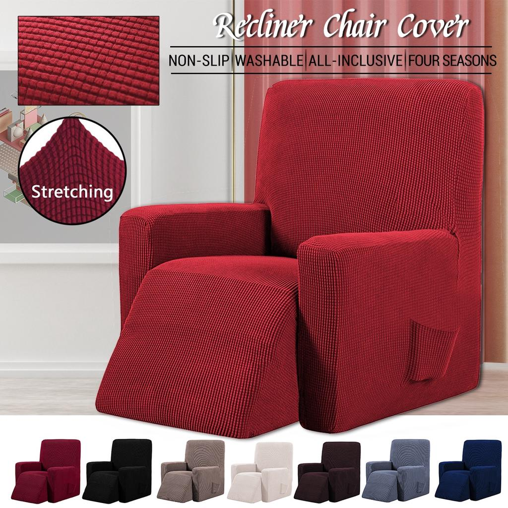 2020 1pc All Inclusive Waterproof, Chair Covers For Sofa Recliners