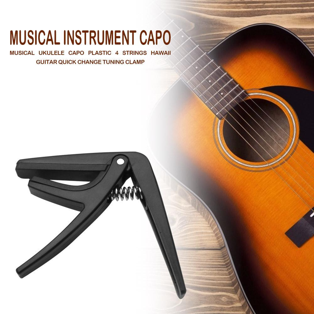 1 Guitar Capo Acoustic Clip Guitar String Instrument Clamp Fret  Electric USA
