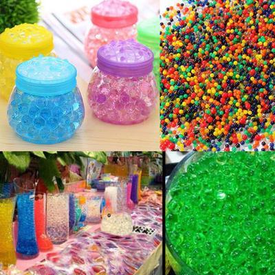 5b75e6277 Perla suelo agua granos por flor de lodo crecen Magic Jelly bolas Gel juego  de pelota 1 - comprar a precios bajos en la tienda en línea Joom