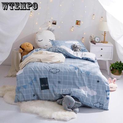 Sookie 3D Football Bedding Set Water Print Duvet Cover Set Queen Size 3pcs 1 Duvet Cover 2 Pillowcase