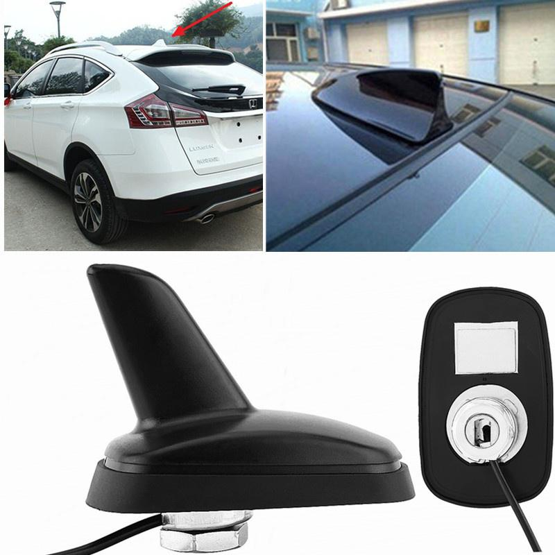 Radio techo del auto vara Alu Sport audi seat ford sustituto en el FM universal 16v antena