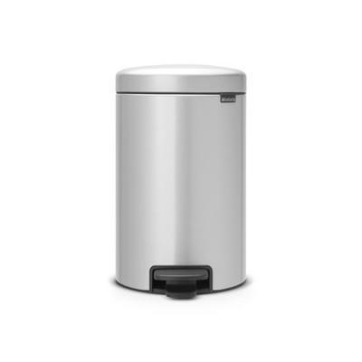 Brabantia newicon A Pédale Poubelle Plastique utilisation Platinum 20 L 114045