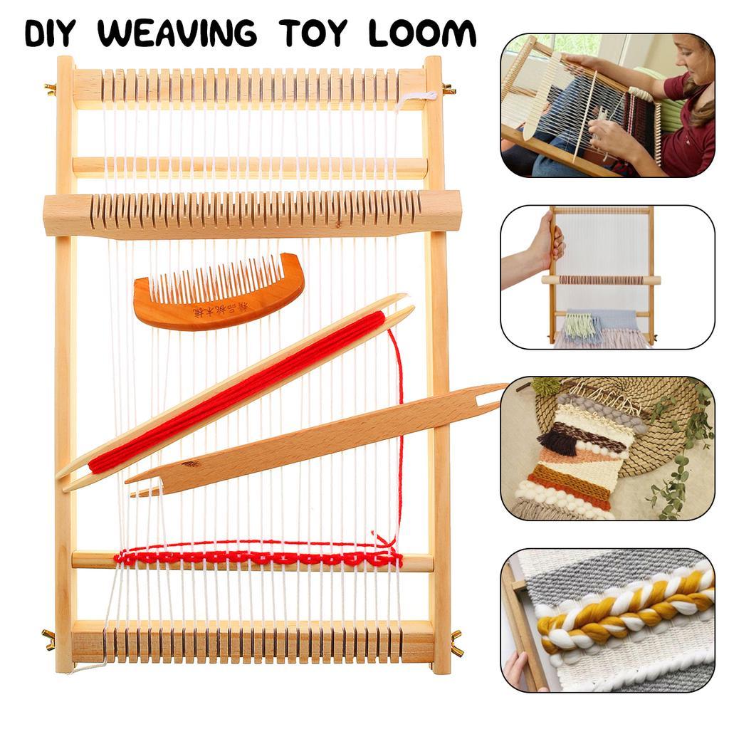 Knitting Loom Machine Toy Playset