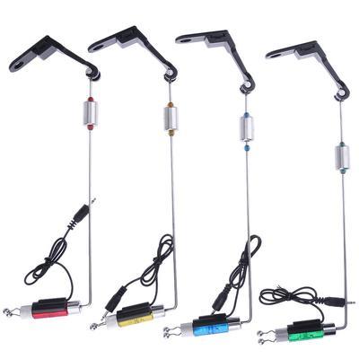 LED Digital Carp Fishing Bite Alarms Indicator Chain Fishing Swinger Illuminated