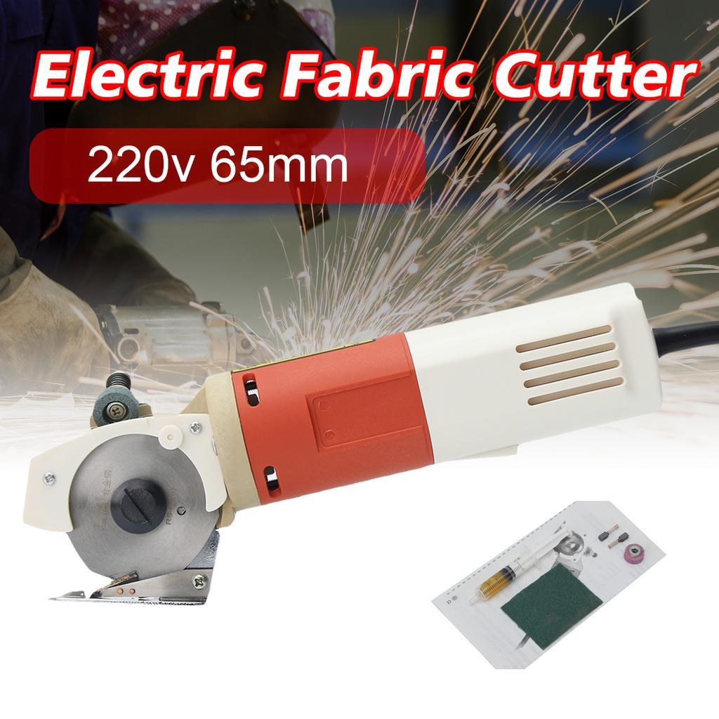 1pcs New  65mm Shear Blades  Cloth Cutter Fabric Cutting Machine