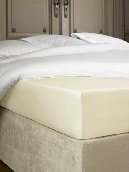 2 Fitted Sheets Anthracite 180x200 cm 200x200 cm Microfibre Fitted Sheet Set