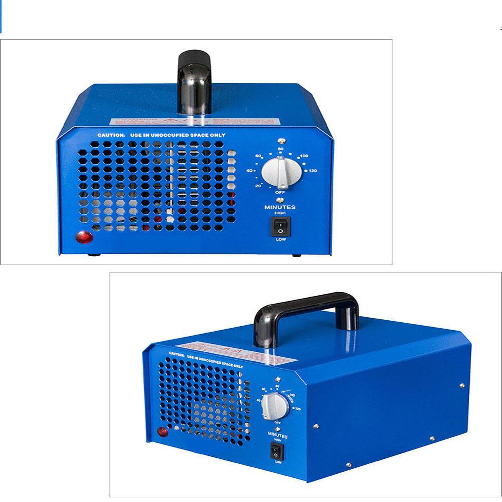 Amüsant Farb Geruch Neutralisieren Dekoration Von Rauch Küche. 35-70gh Einstellbare Kommerzielle Ozon Generator