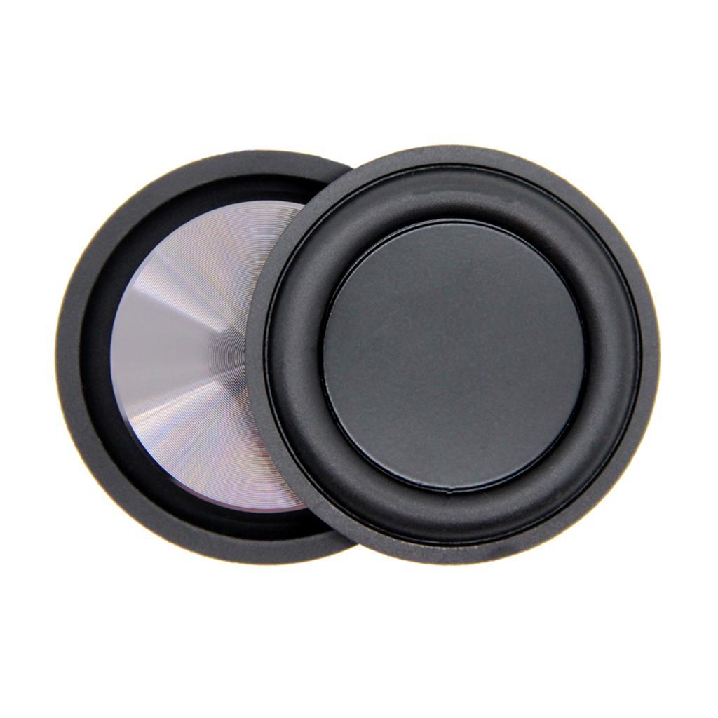 "3/"" 3inch 3 inch 75mm Speaker Surround Rubber Woofer Edge Audio Repair"