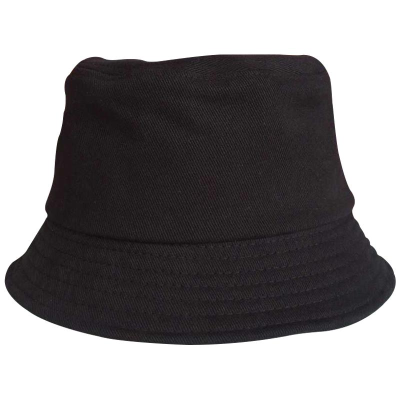 Hombres mujeres Unisex algodón cubo sombrero doble pesca Bush gorra ... 30f7a128eda