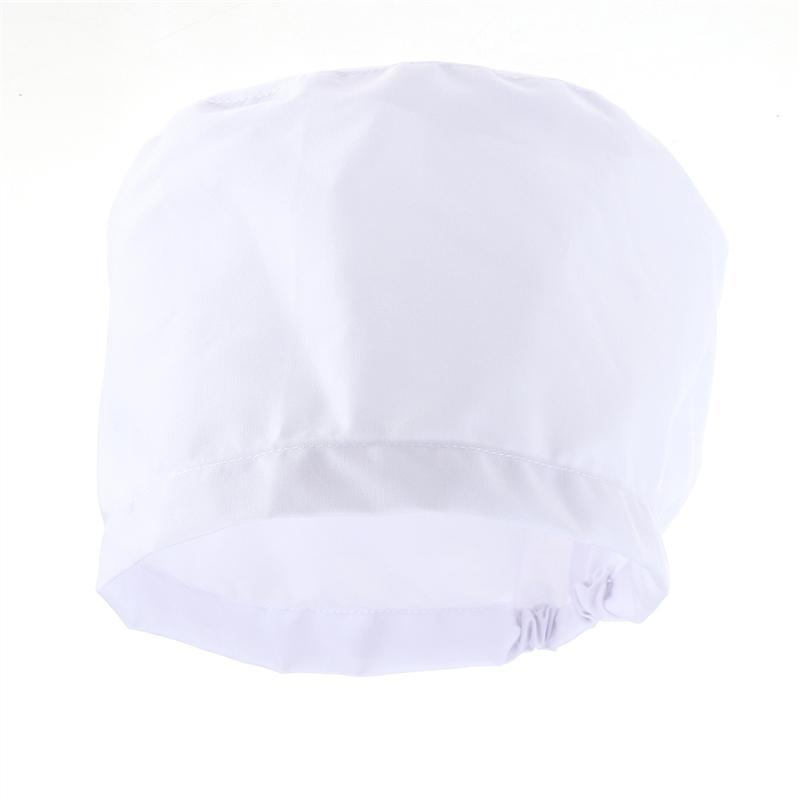 Catering Cap Pratical Workwear Hat Reusable Net Cap Comfy Dustproof Head Cover