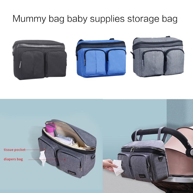 1pcs Baby Nappy Changing Bag Set Diaper Bags Shoulder Handbag Mommy Bag Newborn