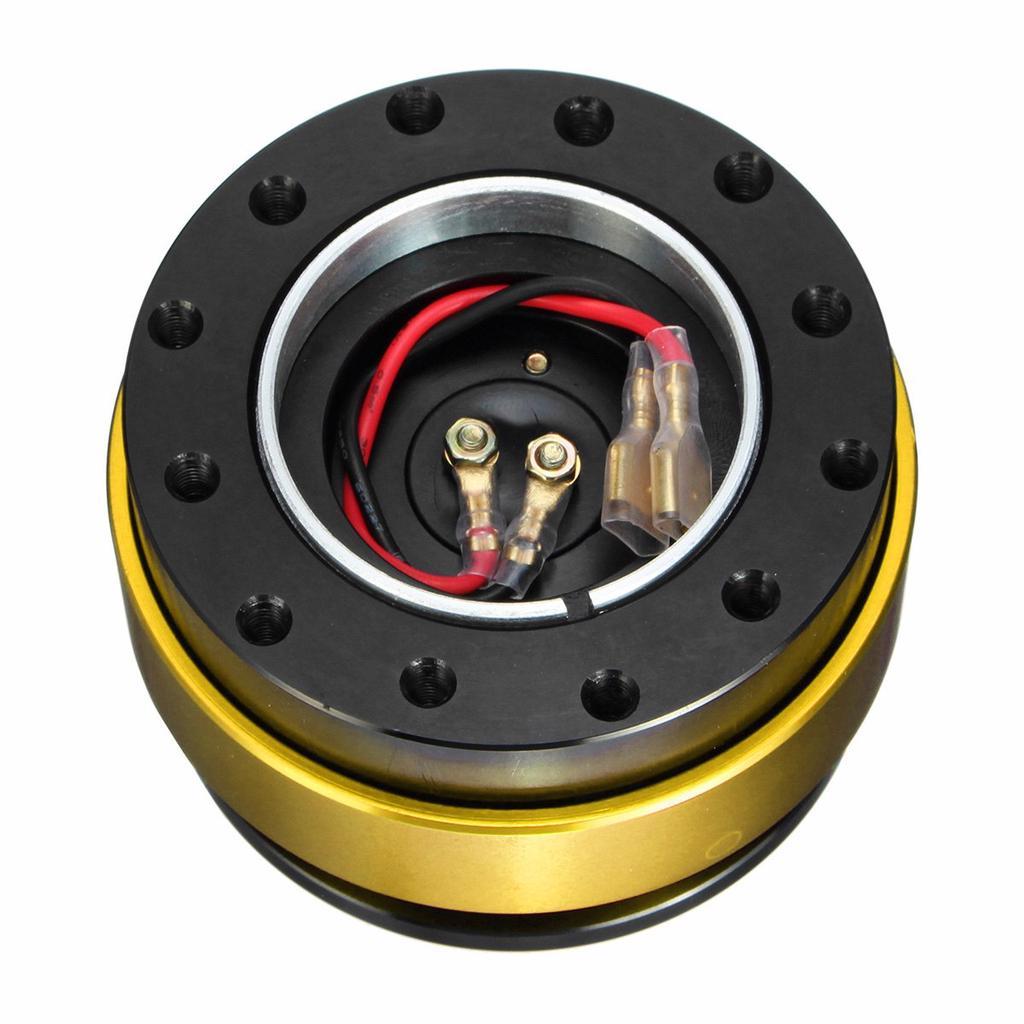 Car Steering Wheel 6-Hole Quick Release Hub Adapter Boss Kit For Nissan 350Z 370Z Amada Versa Steering Wheel Hub Adapter