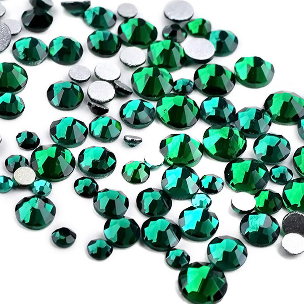 Moderno Diseños De Uñas Del Dedo Del Pie De Diamantes De Imitación ...