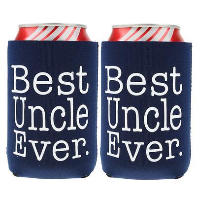 2pcs Novelty Stubby Beer Can Cooler Insulator Sleeves Soda Holder Neoprene