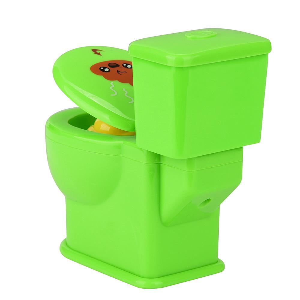 1x mini prank squirt spray water toilet closestool joke gag toy surprise giYNFK