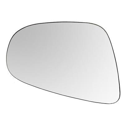 VW PASSAT B5 96-04  DIRECT REPLACEMENT DOOR WING MIRROR GLASS BLUE HEATED RIGHT