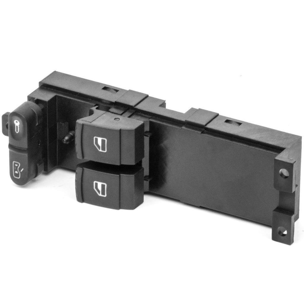 Electric Master 4 Window Control Switch Front Right Fits Skoda Fabia Mk2 1.4 TDI