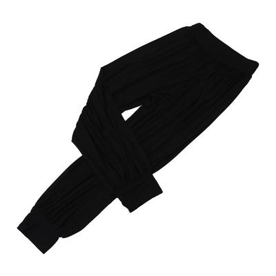 Pantalón bombacho de Yoga de la mujer suelta pantalones elásticos ... fc7c18c8cd0d
