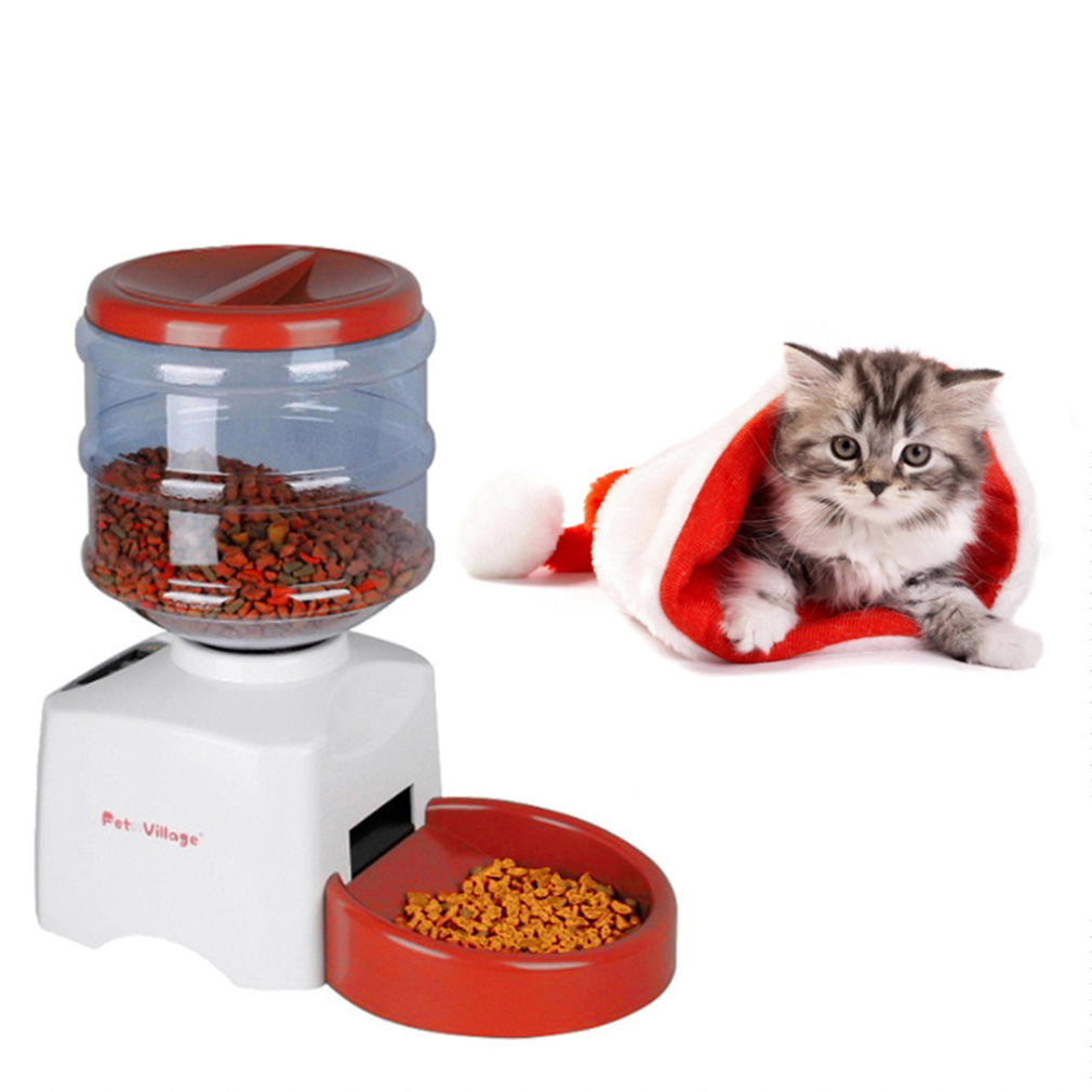 market plan automatic dog feeder