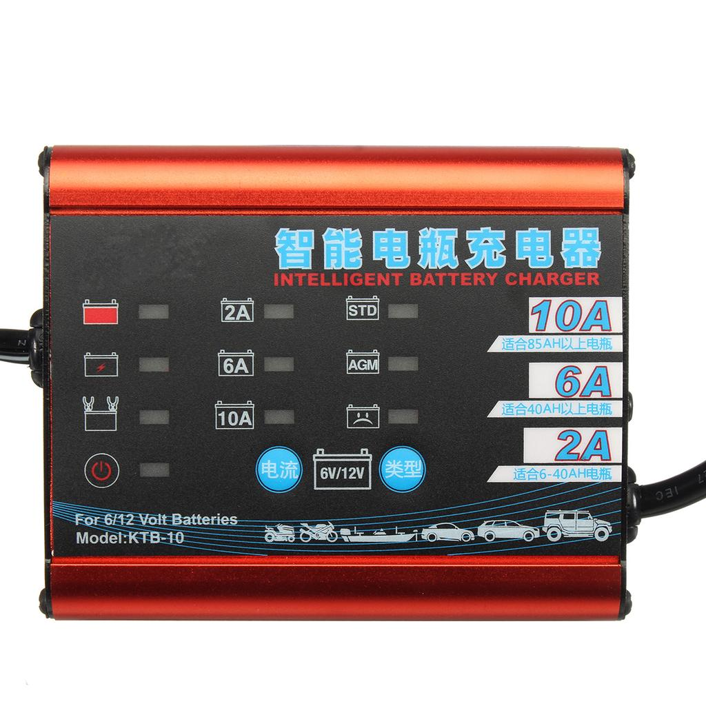 Battery Charger Vehicle Desulfator Maintainer Buy At Circuit 12v Kit With Auto Cut Off 1 Of 9
