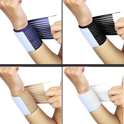Hanyu 1pcs Elastic Bandage Hand Sport Wristband Gym Support Wrist